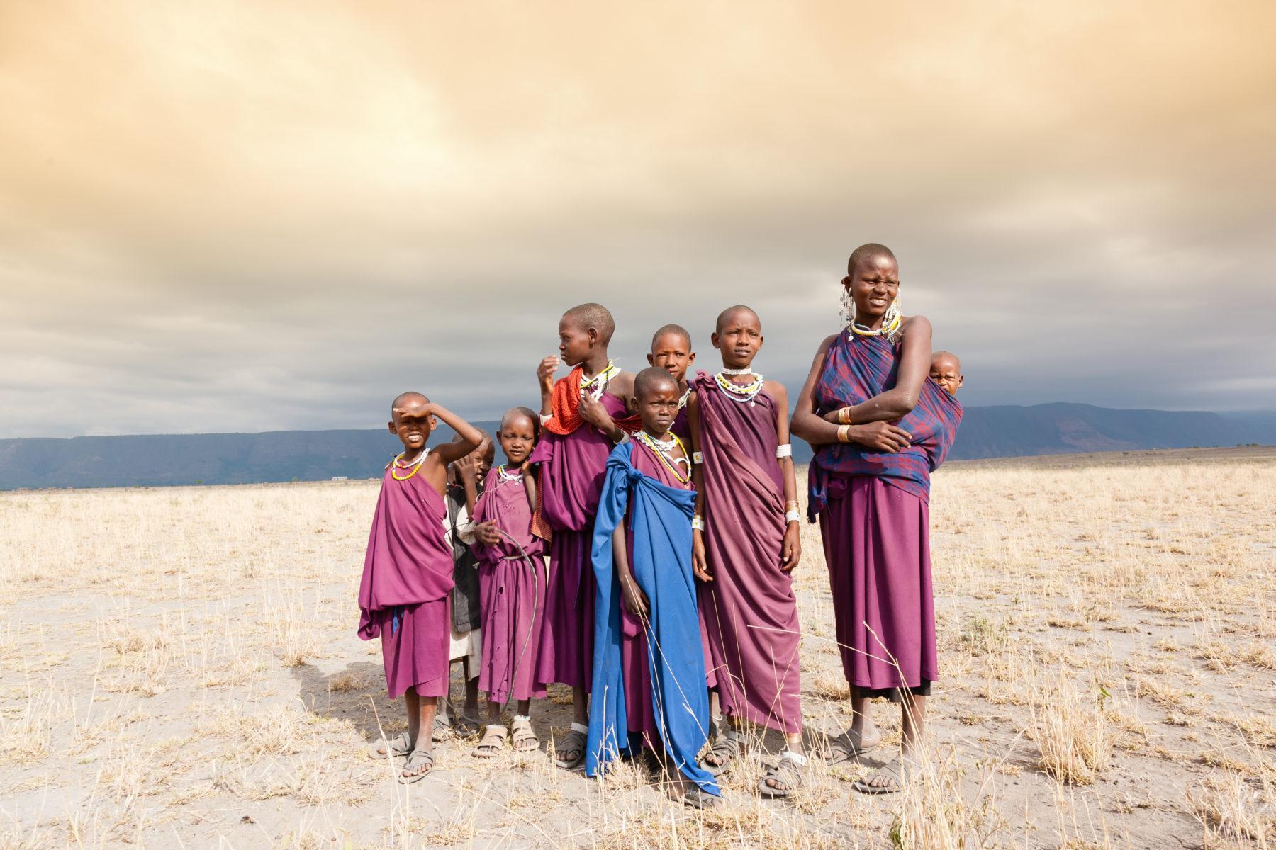 масаи культура танзания