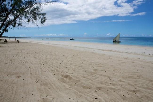 занзибар-танзания-пляж