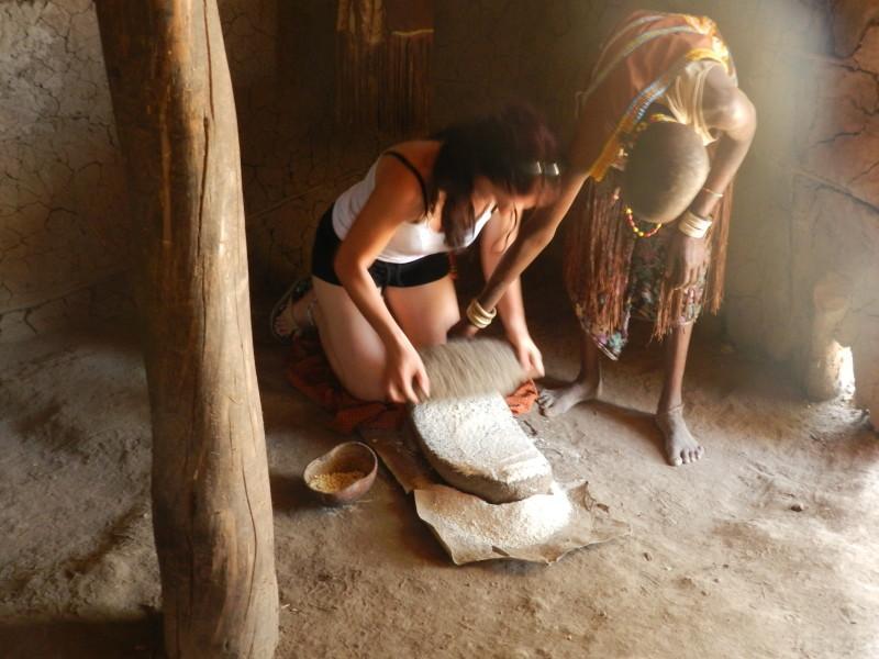 Datoga tribe-cultural tour