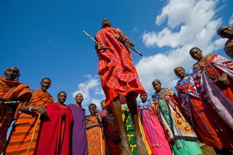 masai cultural dance