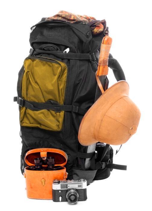 pack clothing safari