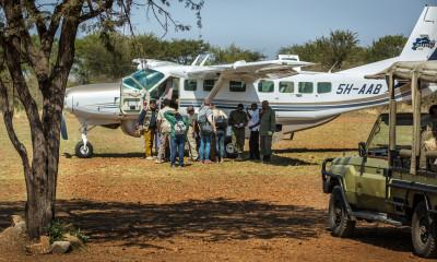 Flying Safaris - Save Your Time For Great Migration