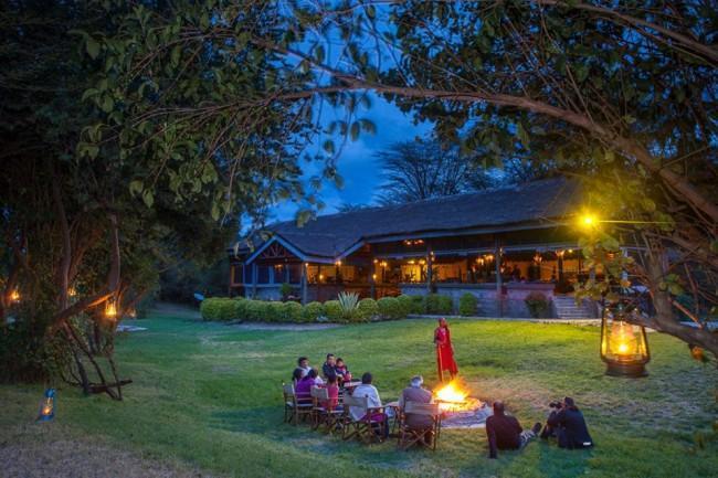 kenya resort