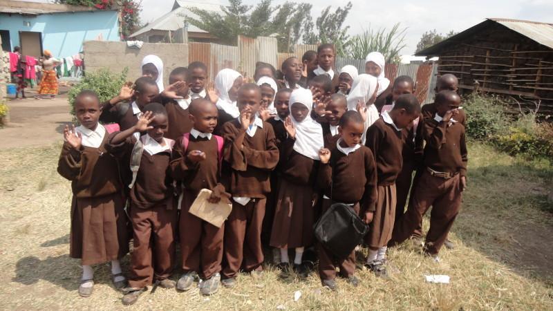 Arusha kids