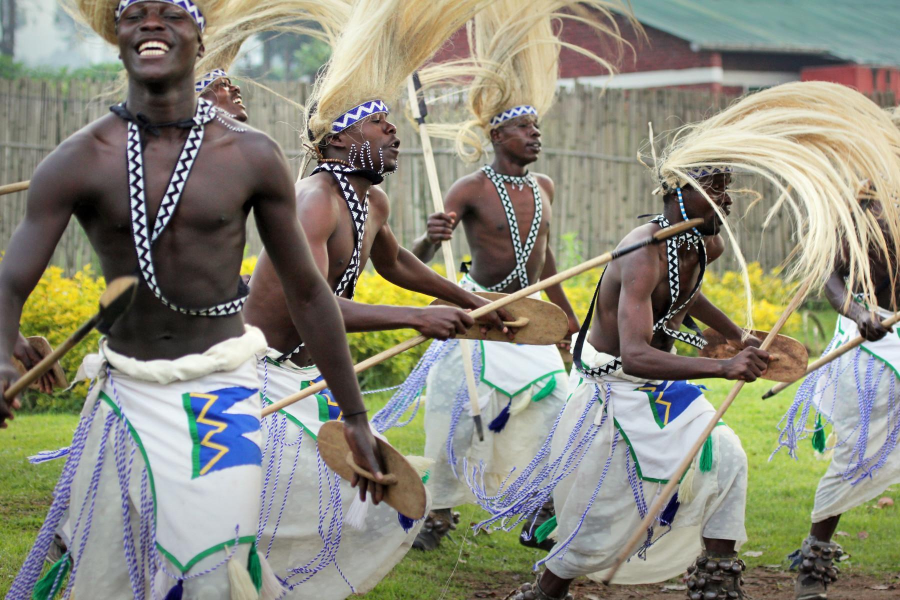 Rwanda Traditional Dance
