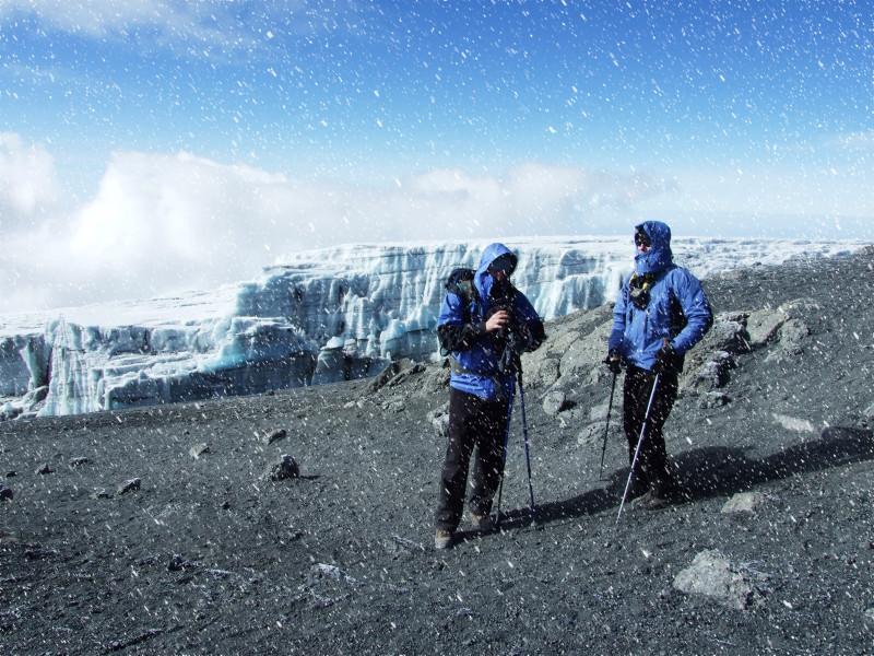 Mount Kenya Climb