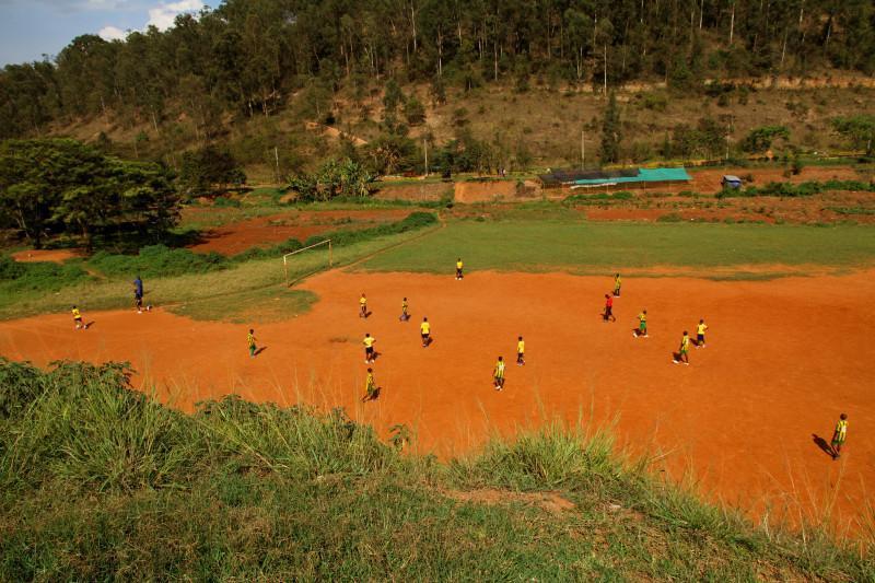 rwanda village walk