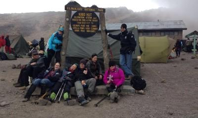 Kilimanjaro: Mission Accomplished!
