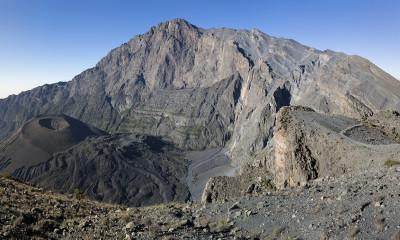 Climbing Mt. Meru