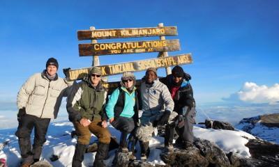 Safari Diary: A Kilimanjaro Climb in Pictures
