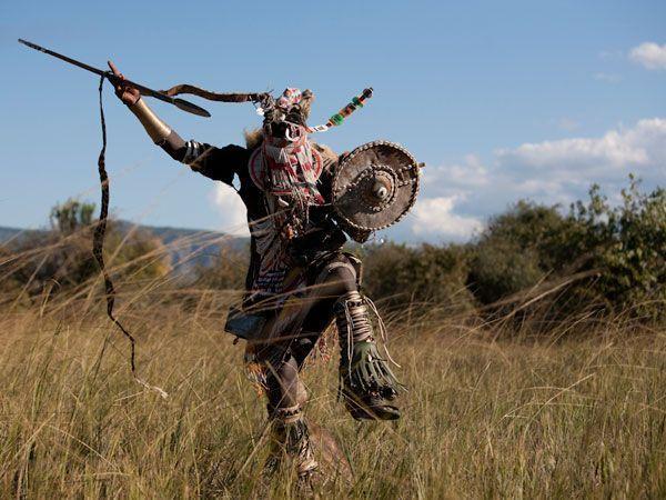 sukuma warrior