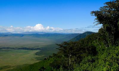 ngorongoro scenic view