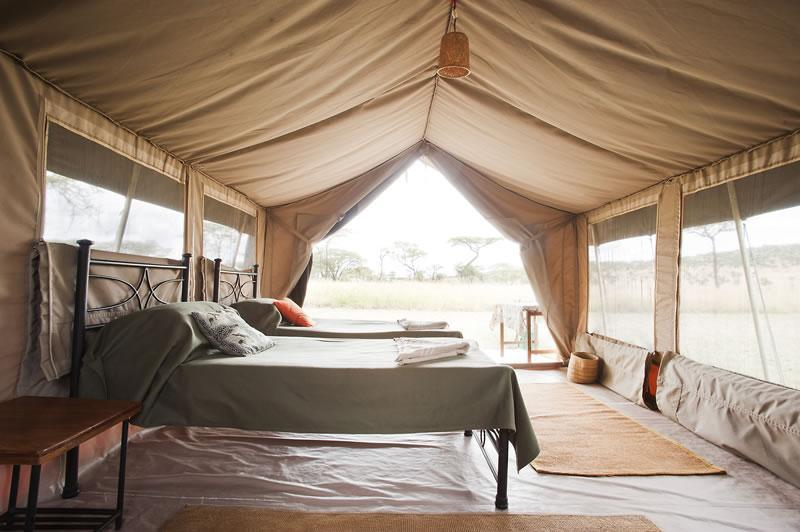tented camp tanzania africa