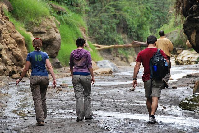 hell's gate national park kenya hiking