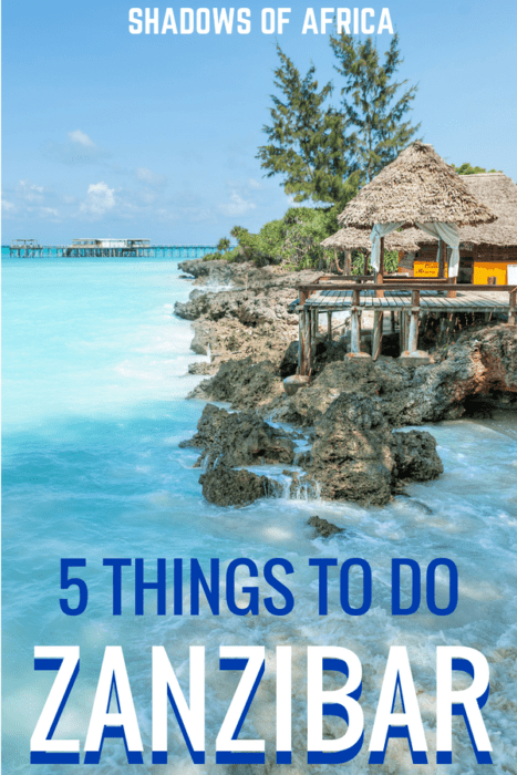 There's so much more to Zanzibar than just amazing beaches! From spice plantation tours to historic sites, here are 5 things you need to do in Zanzibar Tanzania! #Zanzibar #vacation #Tanzania #safari #island