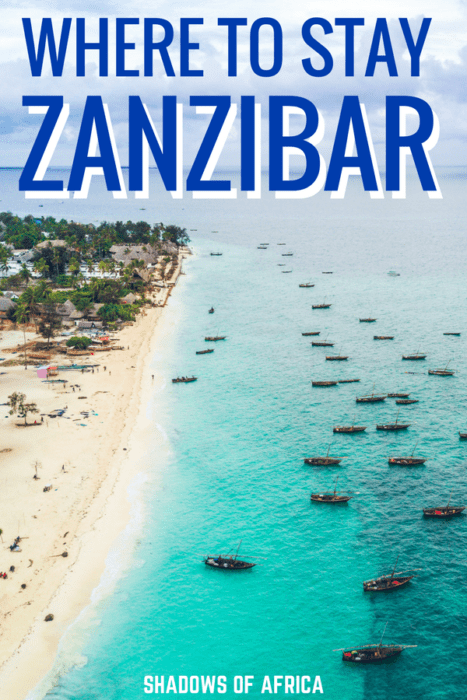 With so many beaches to choose from, it can be hard to know where to stay in Zanzibar. Here's how to find Zanzibar's best beaches and hotels to make your luxury trip to Tanzania the best it can be! #zanzibar #beachvacation #luxurytravel #travel #tanzania #africa