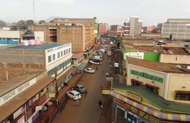 Nyeri Location Guide