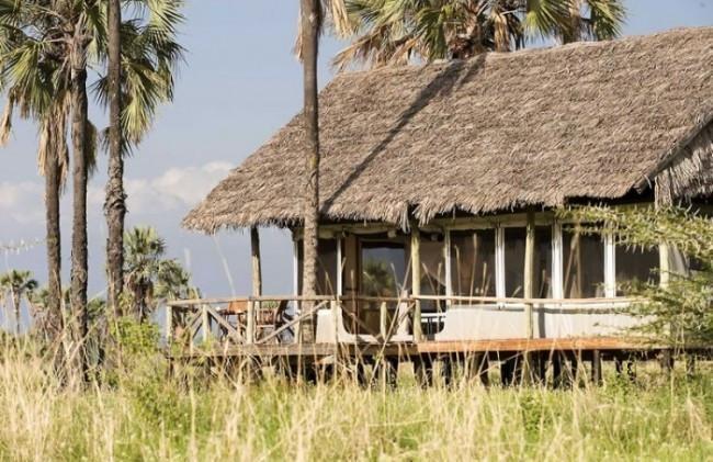 Maramboi Tented Camp -safari to africa accommodation