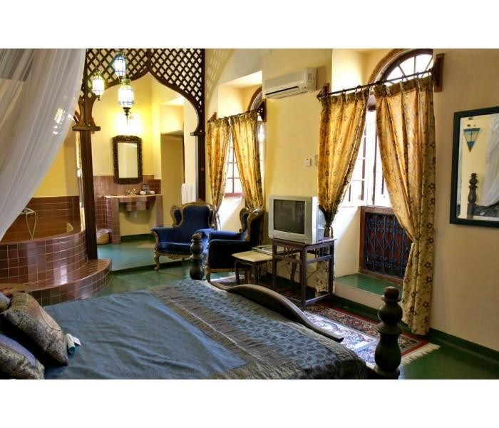 Zanzibar Palace Hotel -safari to africa accommodation