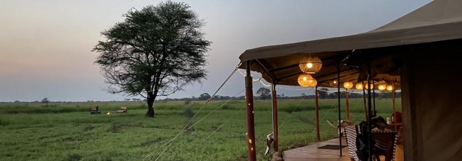 Zawadi Serengeti Camp