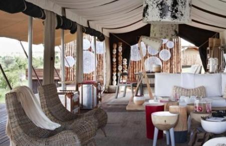 Singita Mara River Tented Camp -safari to africa accommodation