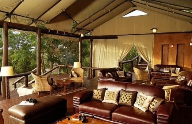 Serengeti Migration Camp -safari to africa accommodation