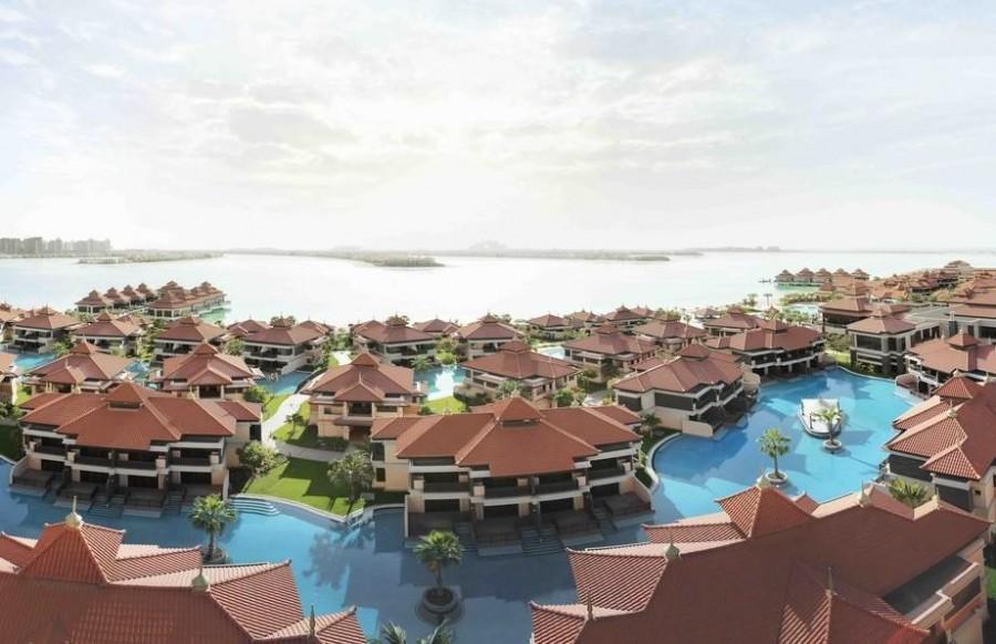 Anantara Dubai the Palm Spa & Resort