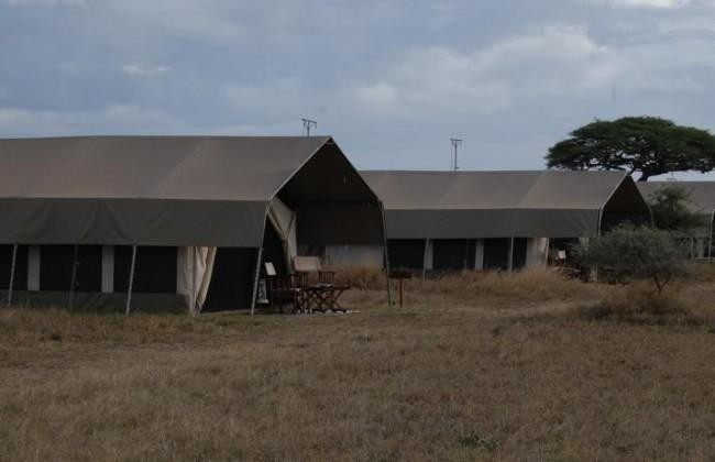 Serengeti Kati Kati Tented Camp -safari to africa accommodation