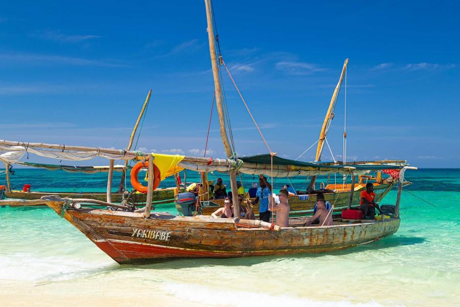 Nakupenda beach experience