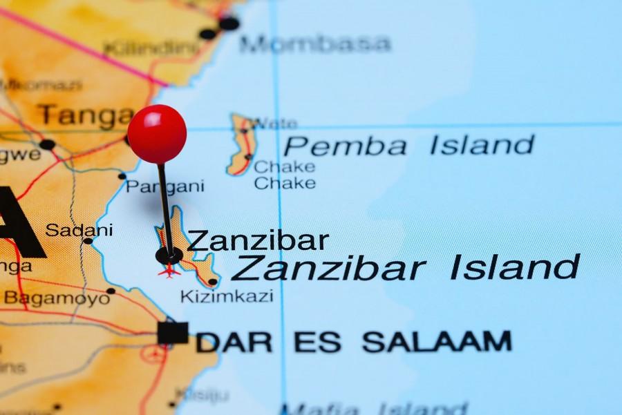 Maps of Zanzibar