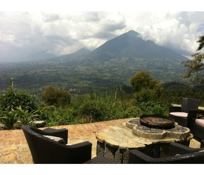 Virunga Lodge -safari to africa accommodation