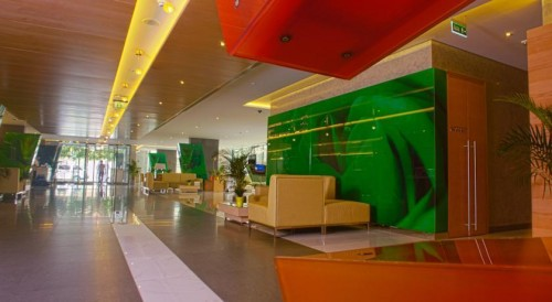 Al Khoory Executive Hotel, Al Wasl