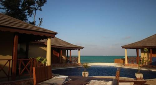 Zanzibar Ocean Blue