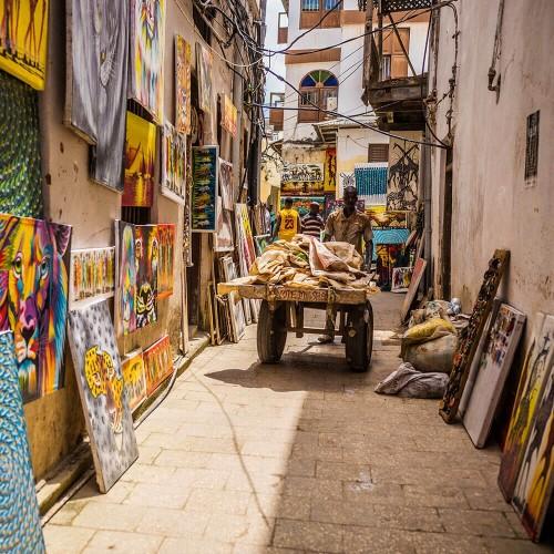 Zanzibar Stone Town City Tour