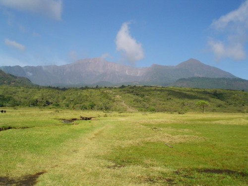 Momela Route - Climbing Mount Meru - 4 days