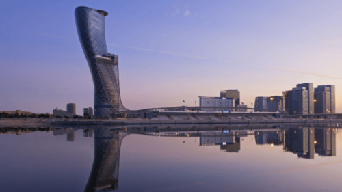 HYATT CAPITAL GATE, ABU DHABI
