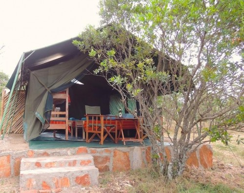 Mara Explorers Camp