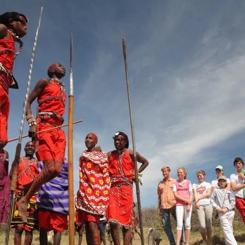 Meet the Maasai of Maji Moto - Two-day trip from Nairobi