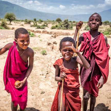 Safari from Zanzibar - Maasai Culture and Ngorongoro - Two Days