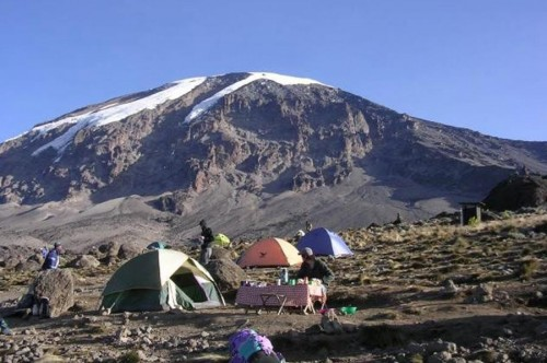 Lemosho Route - Climb Kilimanjaro - 7 days