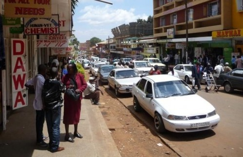 Nyeri Kenya