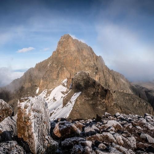 One day hike at Mount Kenya - Trip from Nairobi