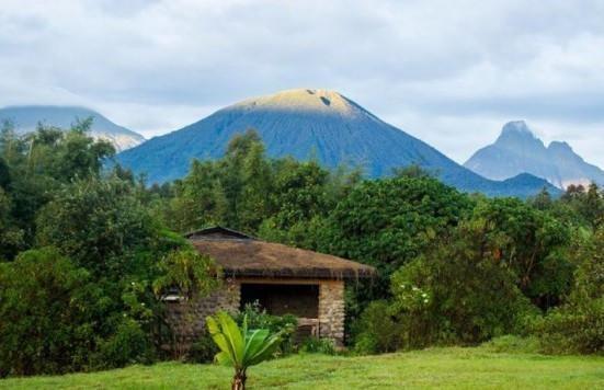 Mountain Gorilla View Lodge -safari to africa accommodation