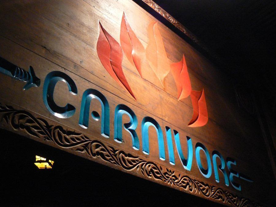Restavracija Carnivore