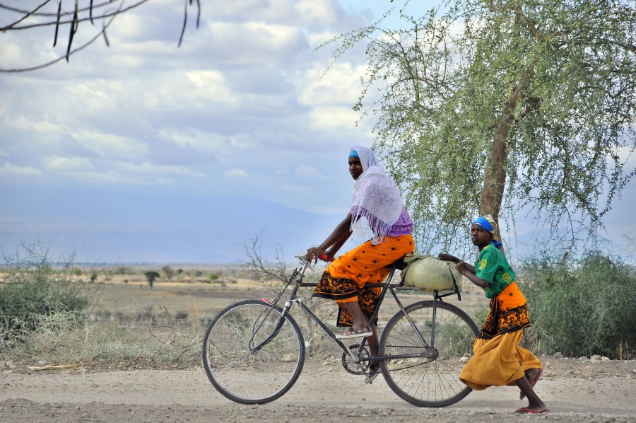 Mto Wa Mbu village walk