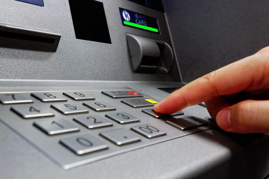 Menjalnice in banke