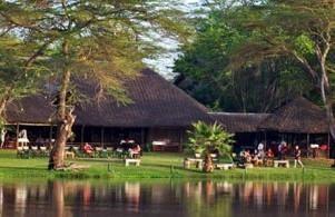 Voyager Ziwani Safari Camp