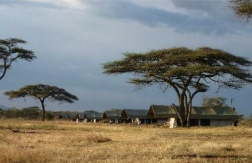 Serengeti National Park Savannah Camps -safari to africa accommodation