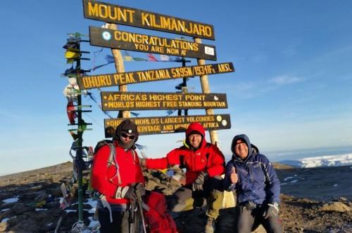 Marangu Route - Climb Kilimanjaro - 5 days