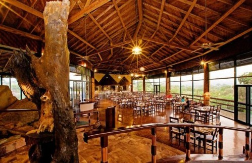 Tarangire National Park Sopa Lodge